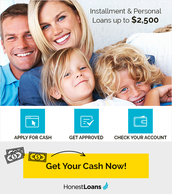 Honest Loans - Free Loan Application