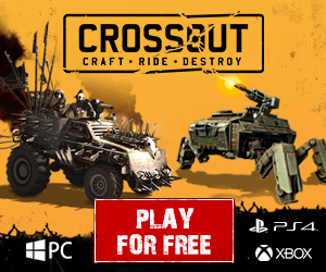 Crossout - Play for Free