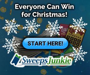 Sweeps Junkie Christmas