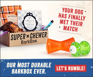 SuperChewer Limited Time Offer