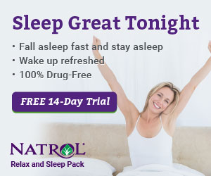 NATROL melatonin Relax and Sleep Review