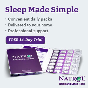 natrol melatonin stress and anxiety reviews