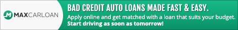 Quick approval for an auto Loan with bad credit or no credit