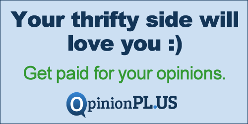 Get paid for your opinions at OpinionPLUS Canada