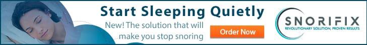 snorifix stop snoring chin strap