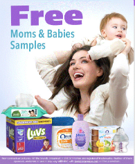 free moms and babies samples