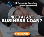 Need a Business Loan Banner
