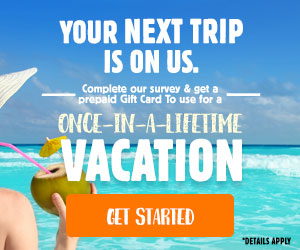 Win your next trip