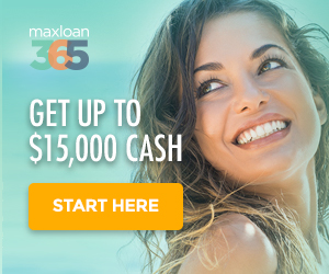 Get up to $15,000 cash