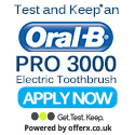 Win a Toothbrush - Oral Care Hygiene