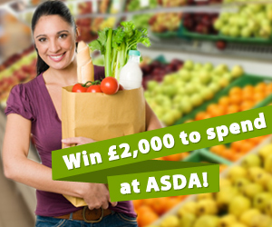 My Offers UK – Win £2,500 to spend at ASDA (Incent)