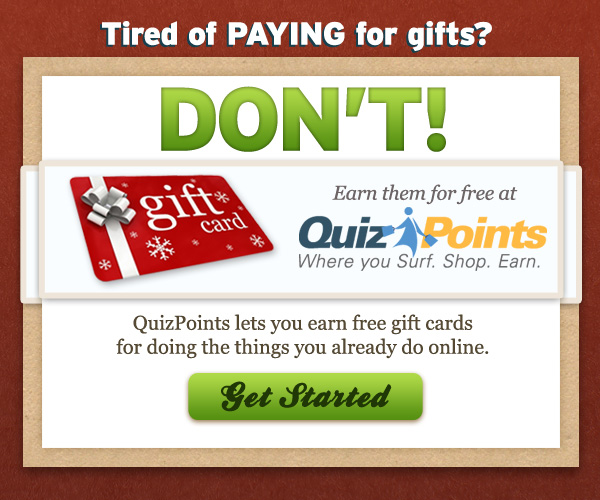 Quizpoints - surf,shop and earn rewards